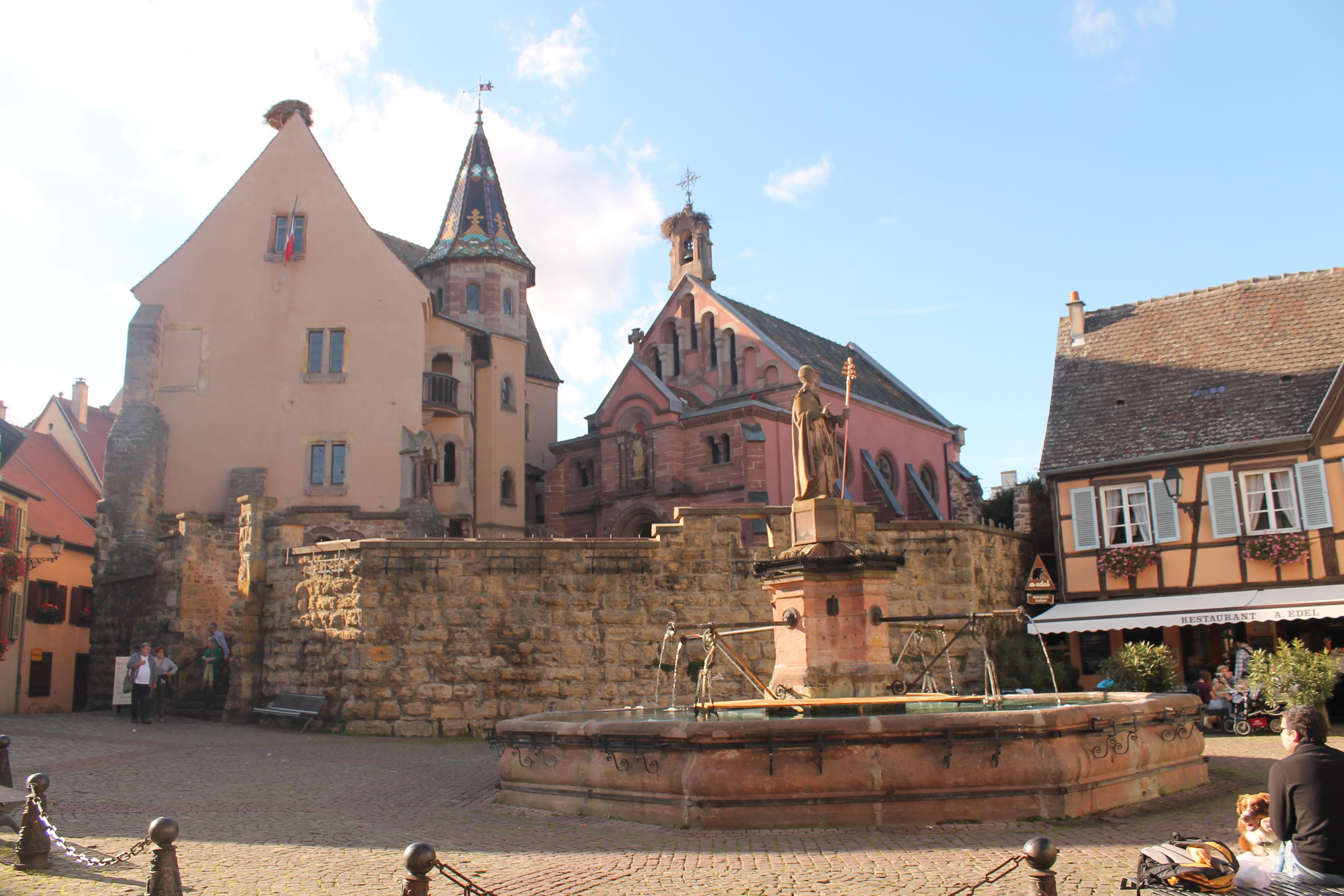 Eguisheim alsazia cosa vedere