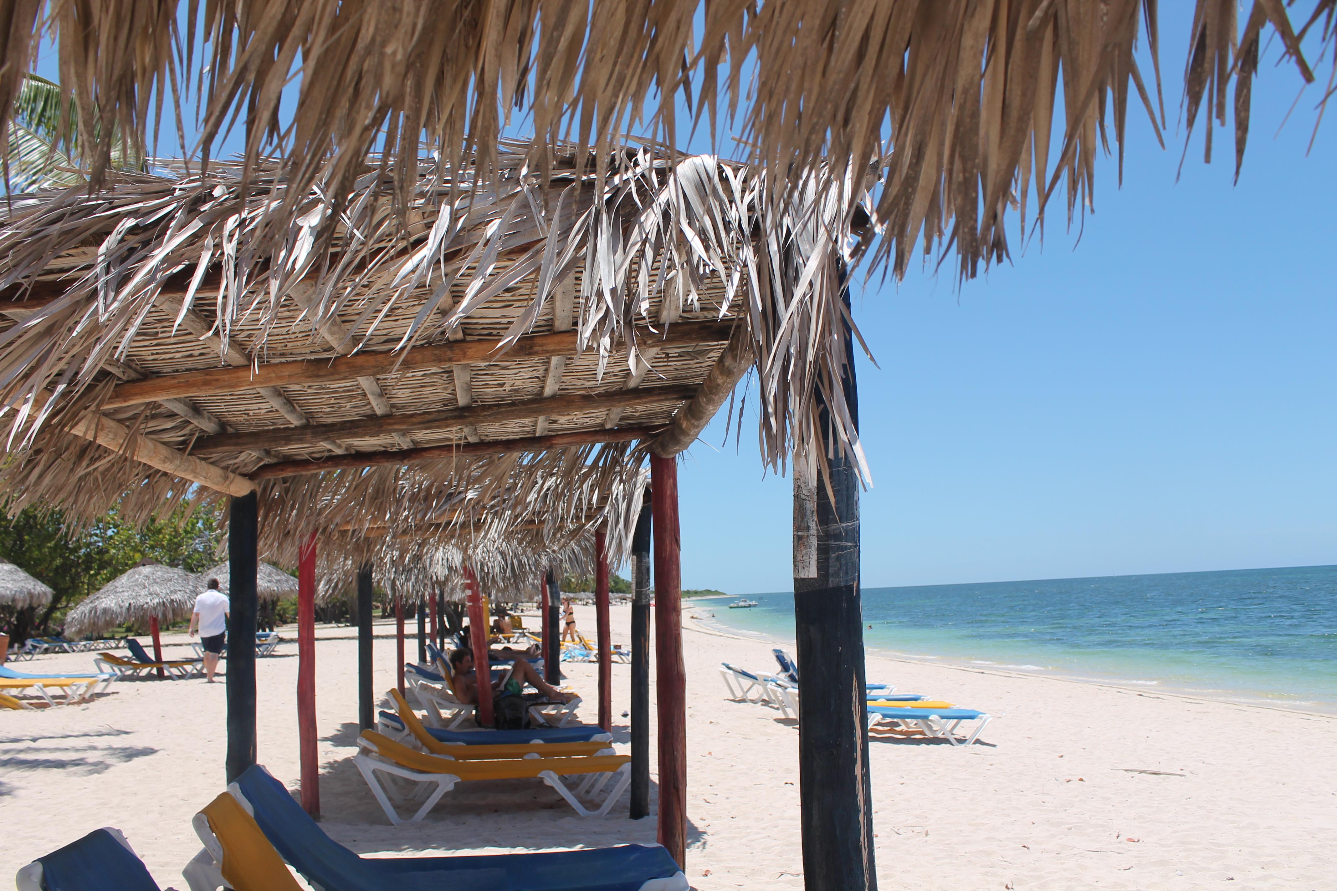 Una settimana a Cuba Playa Ancon ph. @poshbackpackers