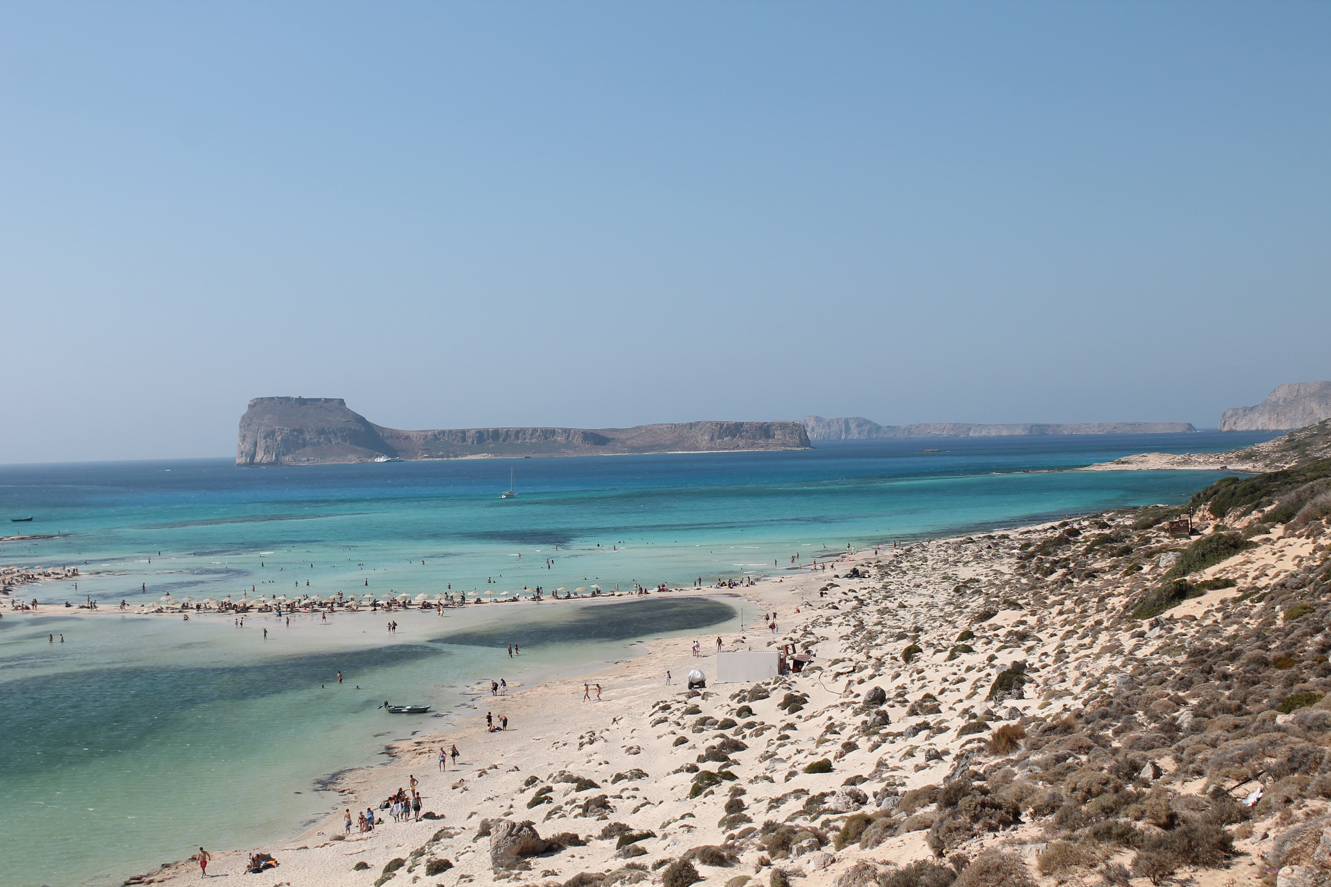 Spiagia di Balos ph. @poshbackpackers