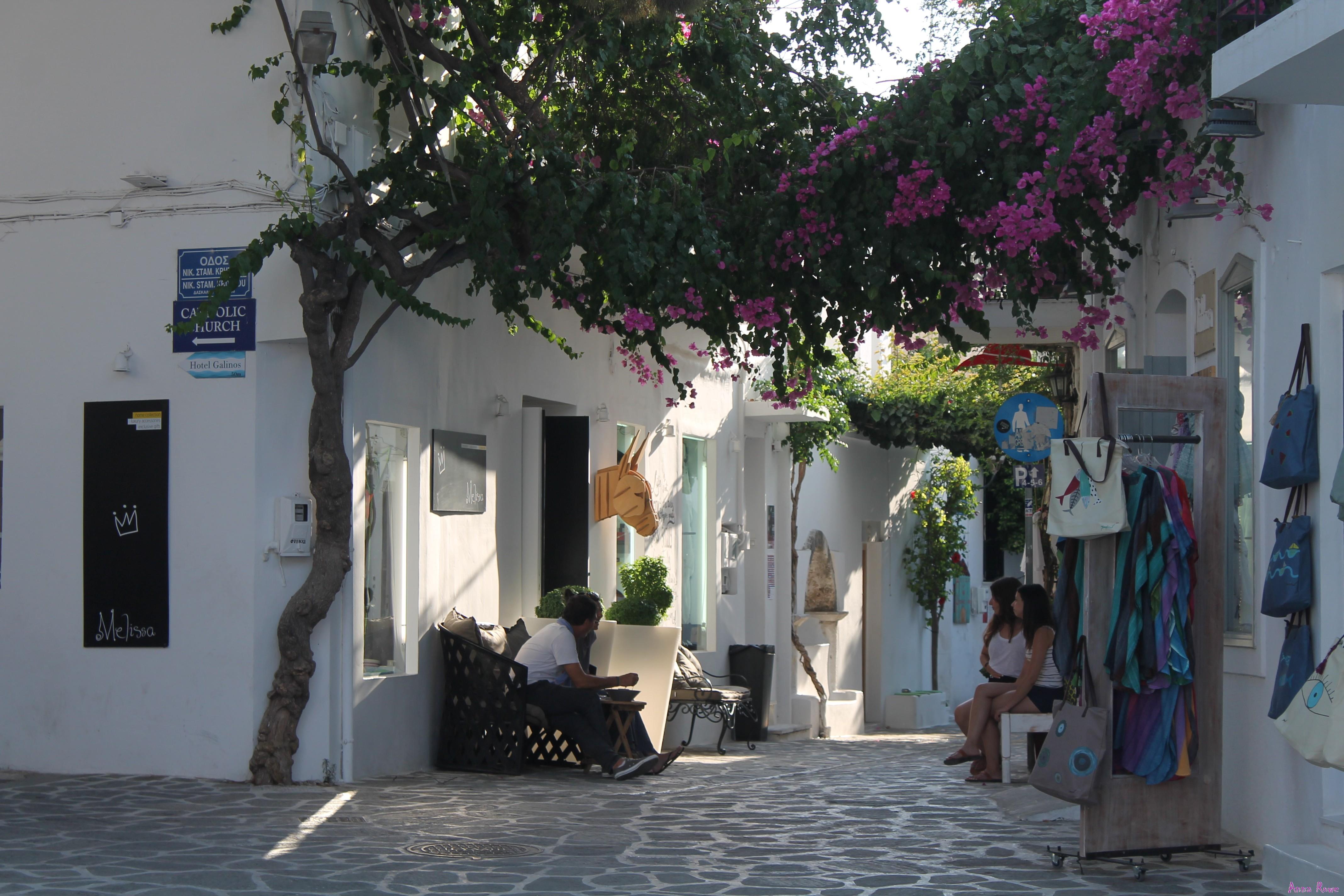 Visitare l'isola di Paros