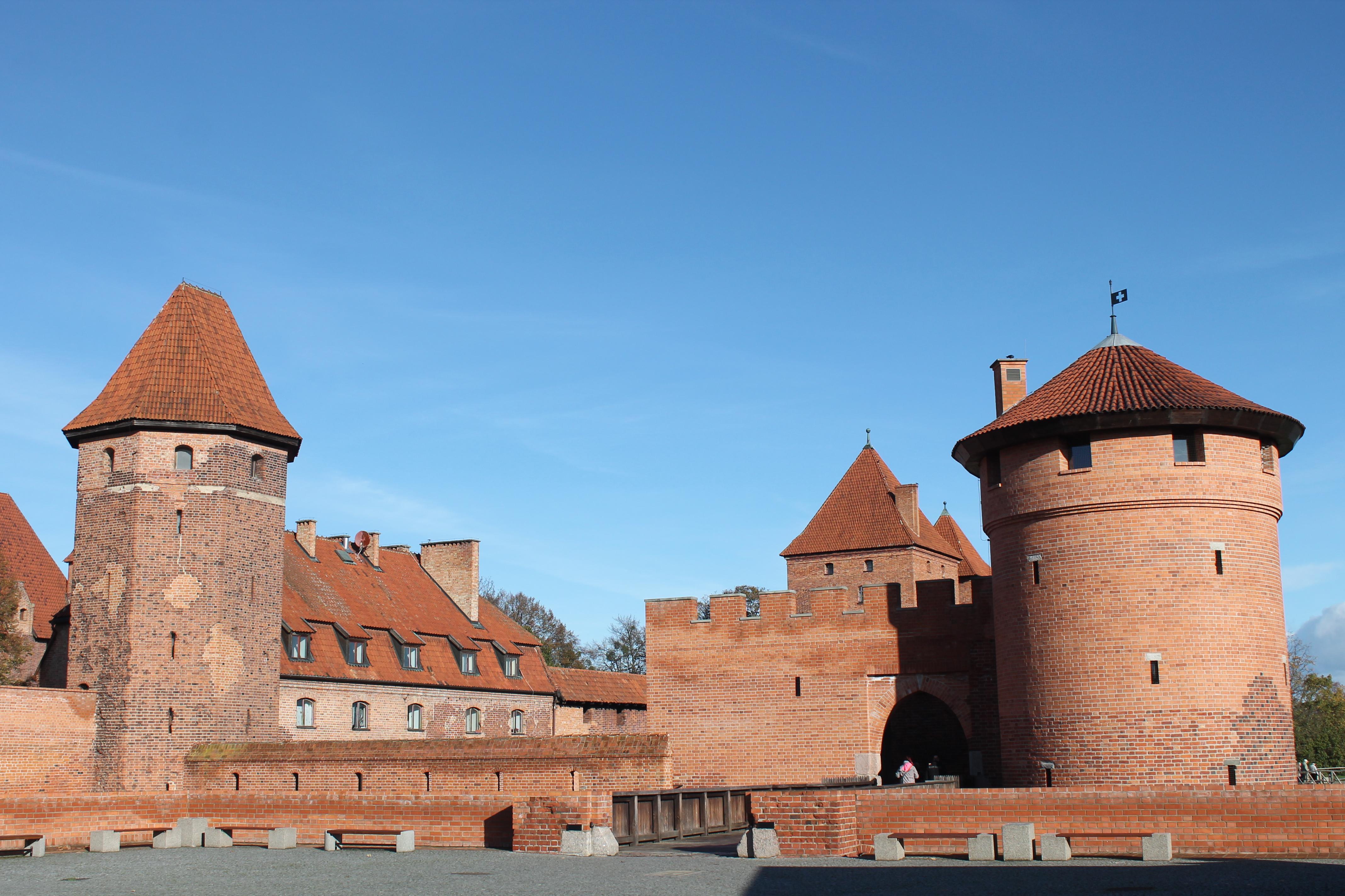 castello di Malbork @posh_backpackers