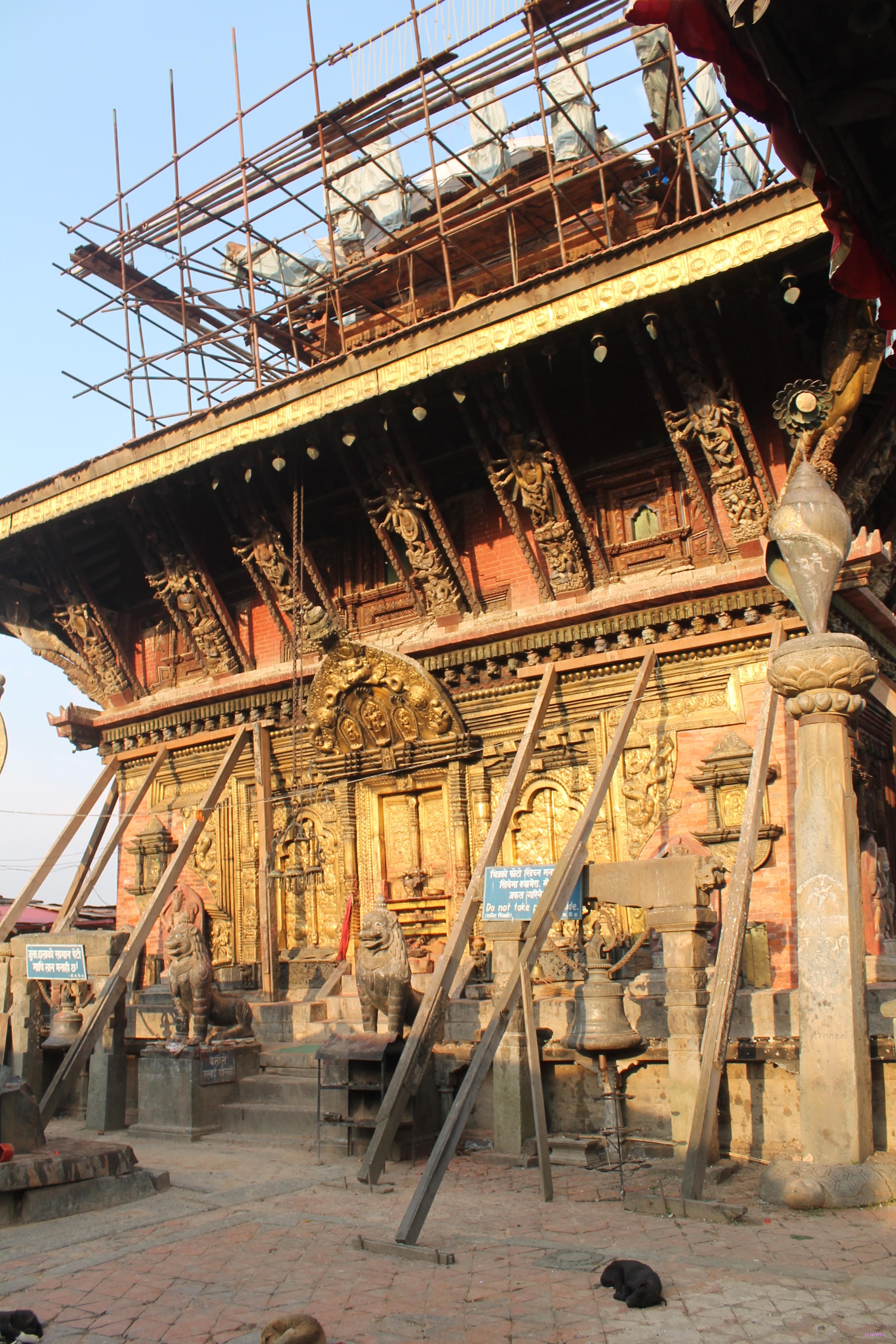 Changu Narayan, Templi della valle di Kathmandu