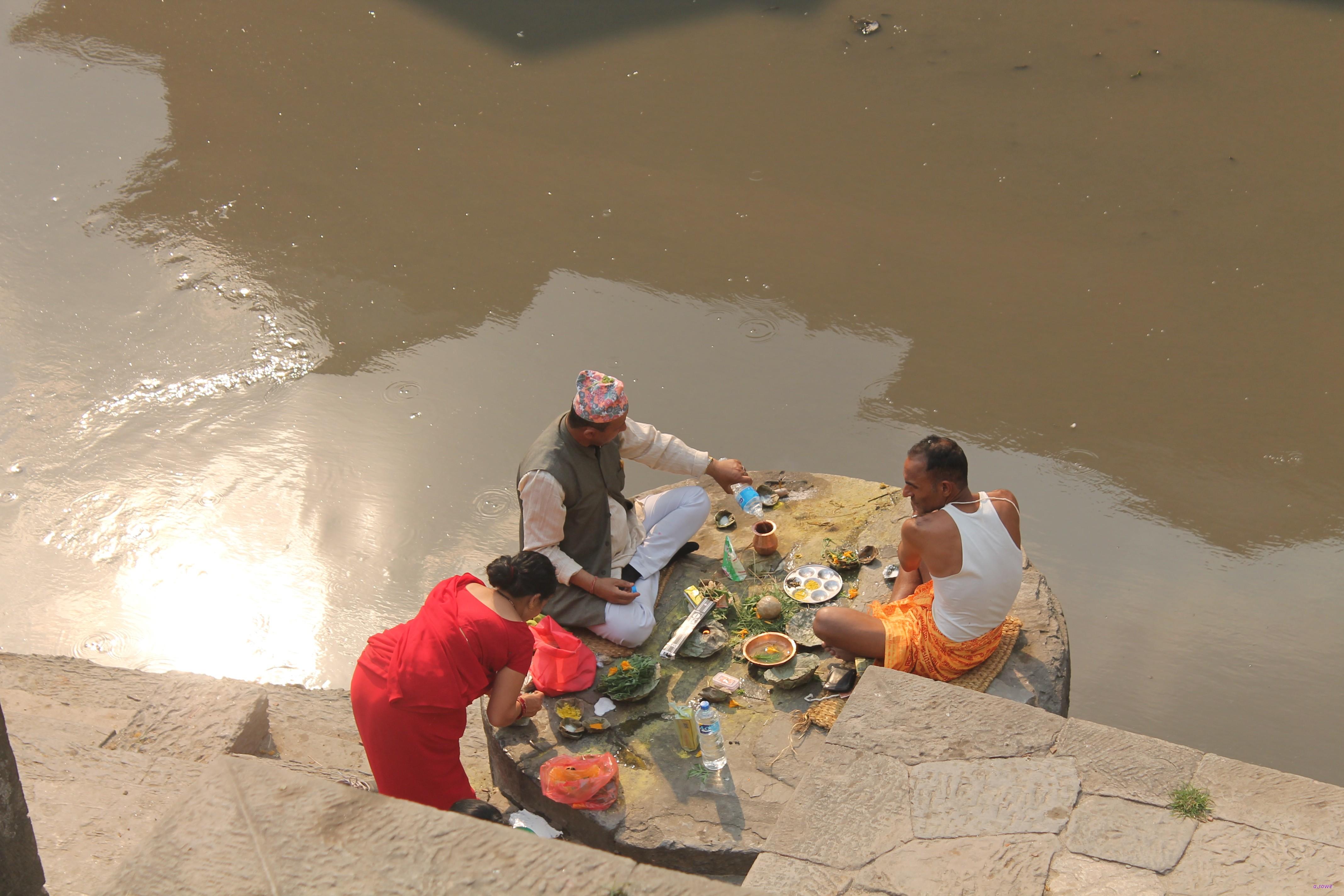 Tempio di Pashupatinath @posh_backpackers