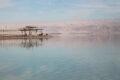 Fare il bagno nel mar Morto in Israele