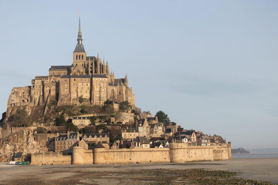 Mont Saint Michel - organizzare viaggi low cost