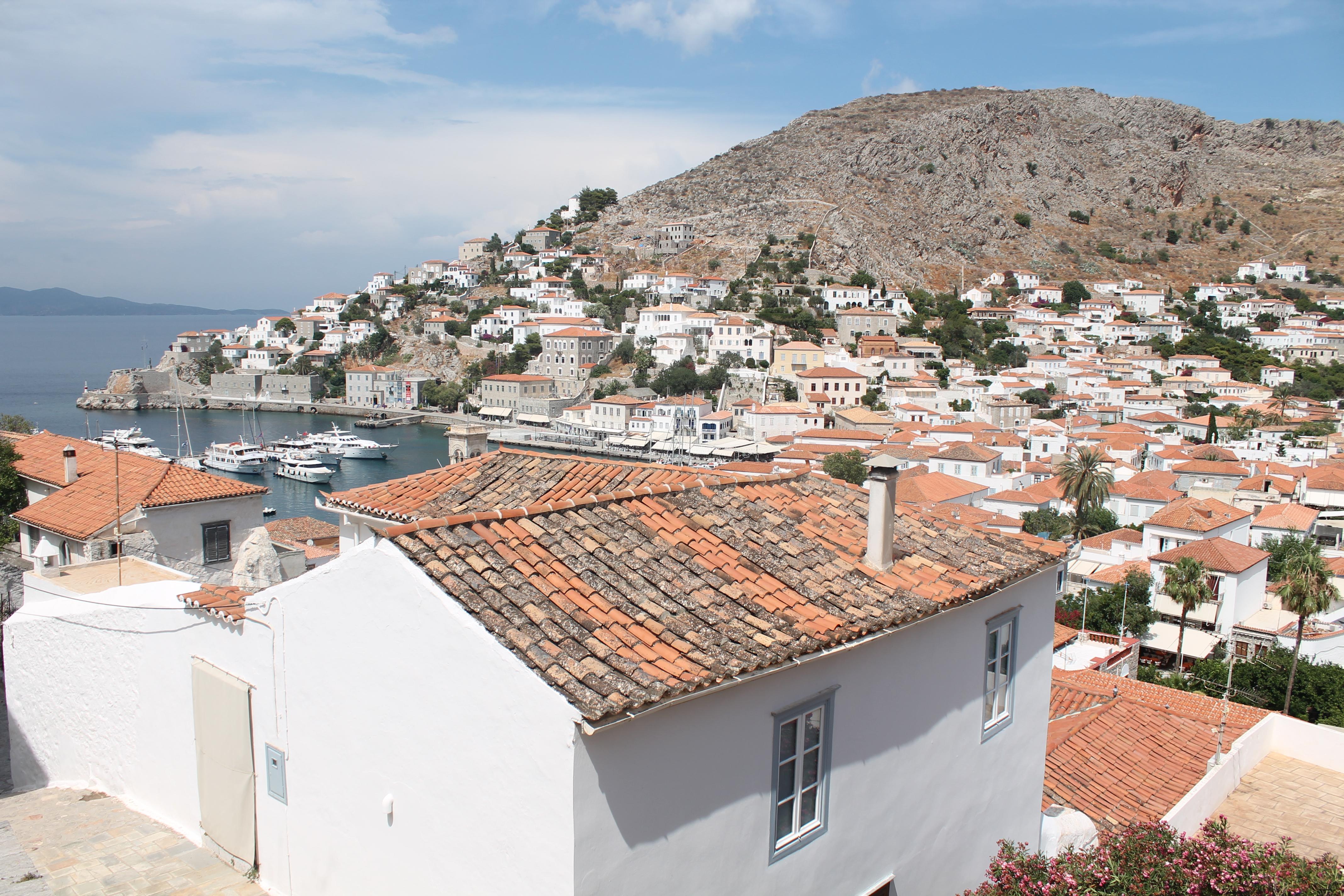 isola di hydra, Grecia
