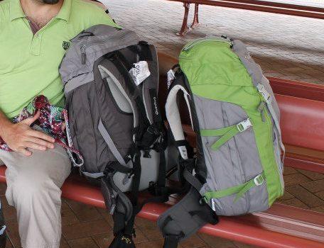 viaggi zaino in spalla