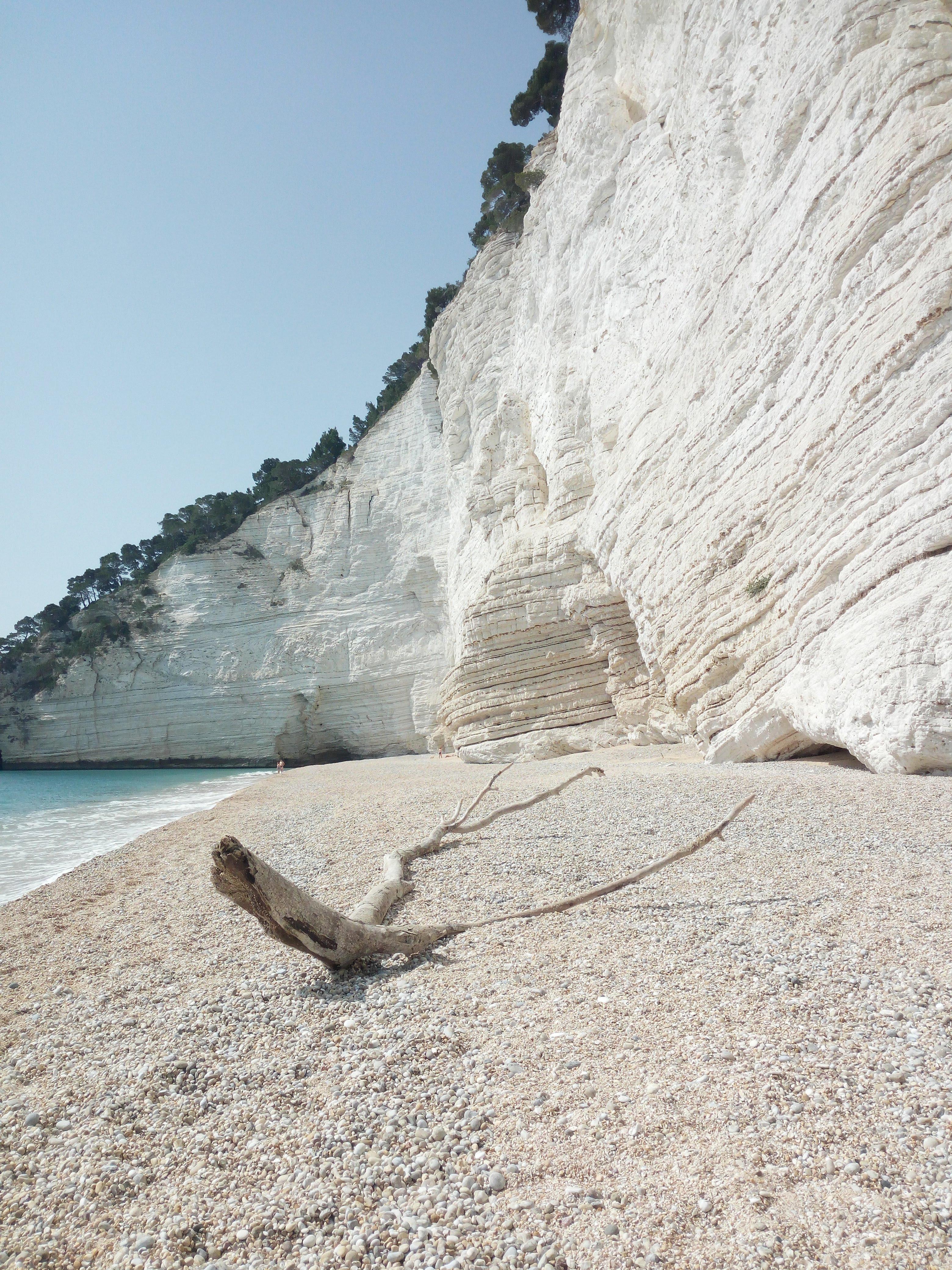 Spiaggia di Vignanotica, Gargano