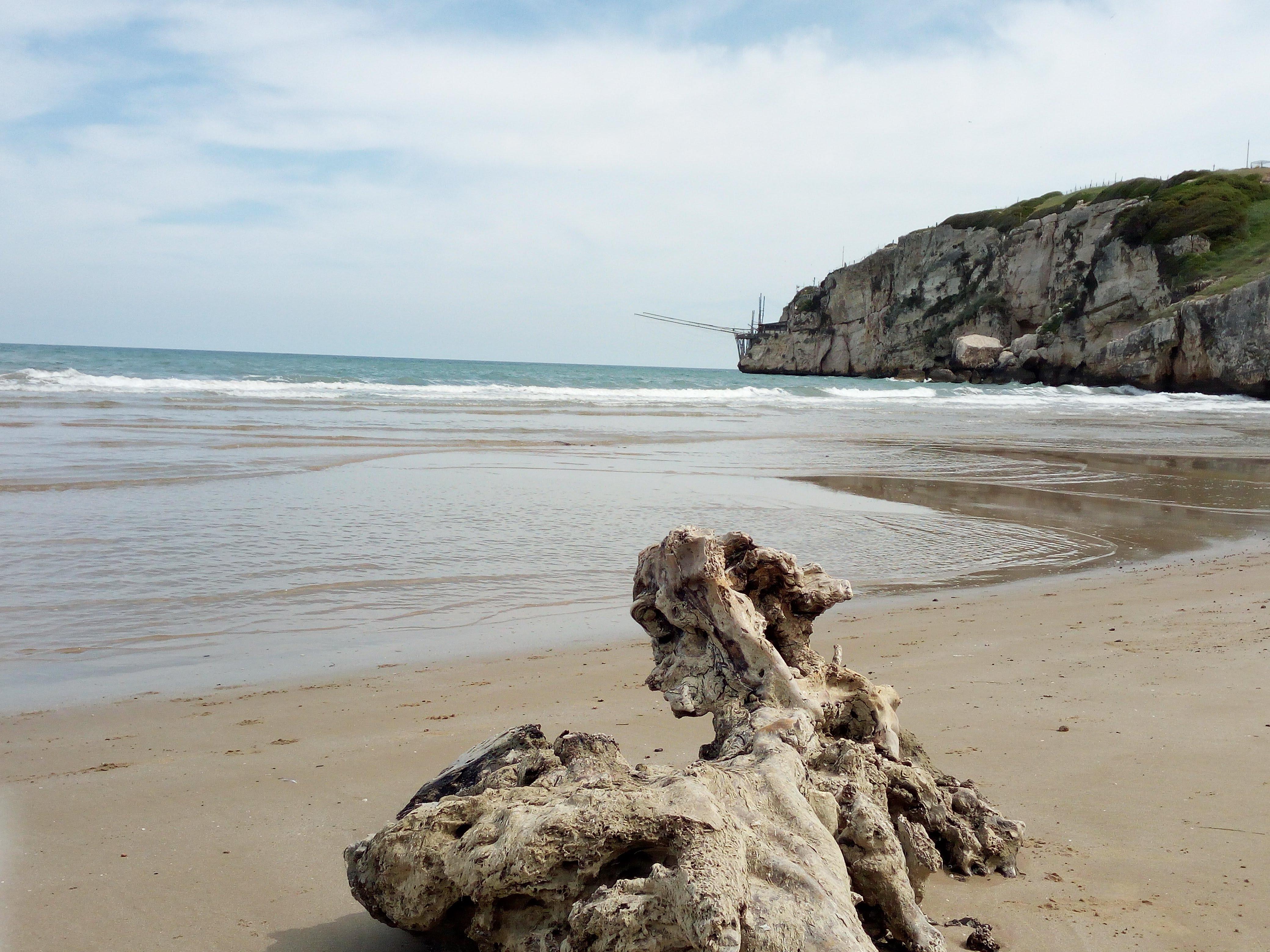 Spiaggia della Zaiana, Gargano