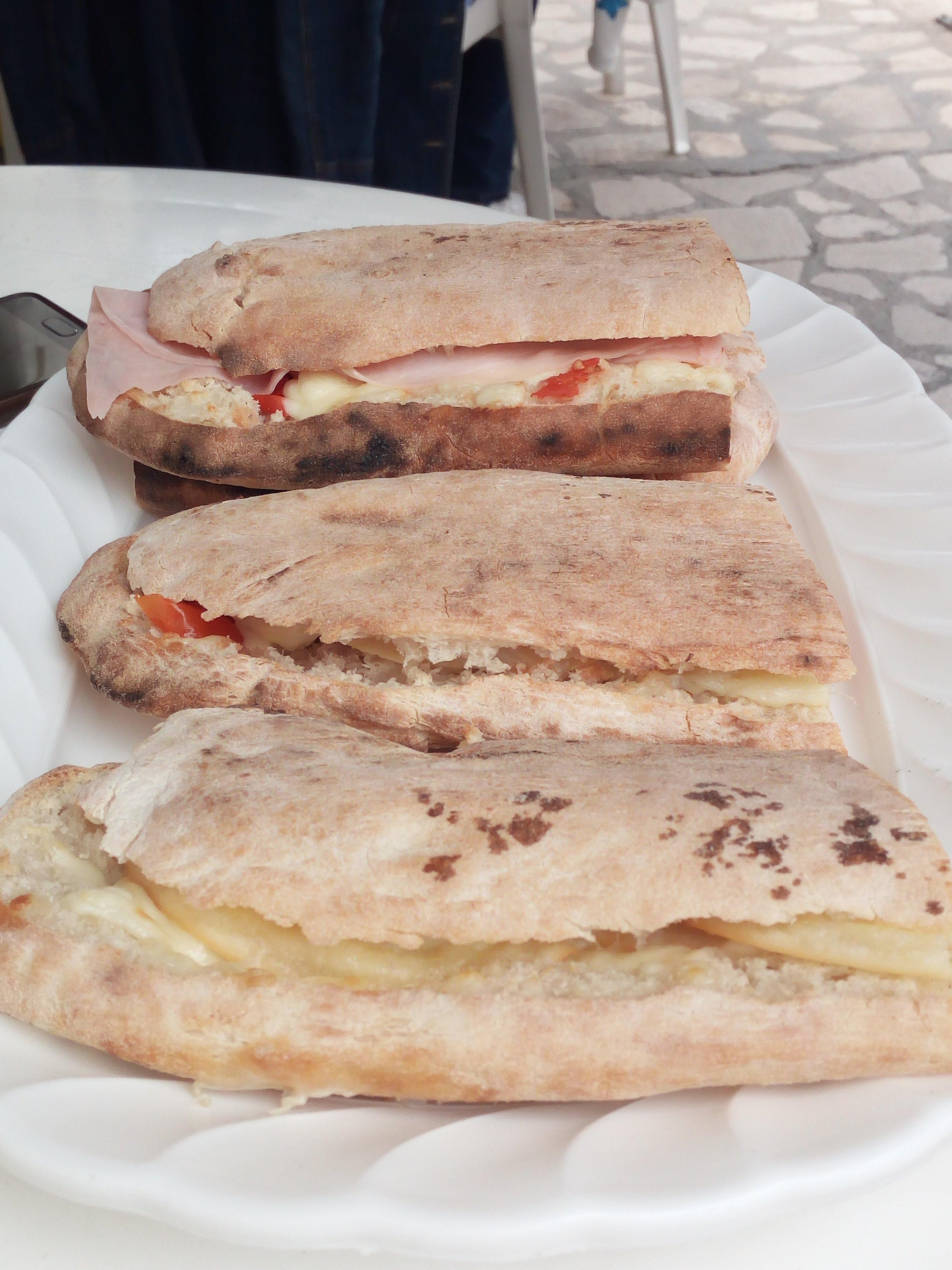 Vico del Gargano - paposcia