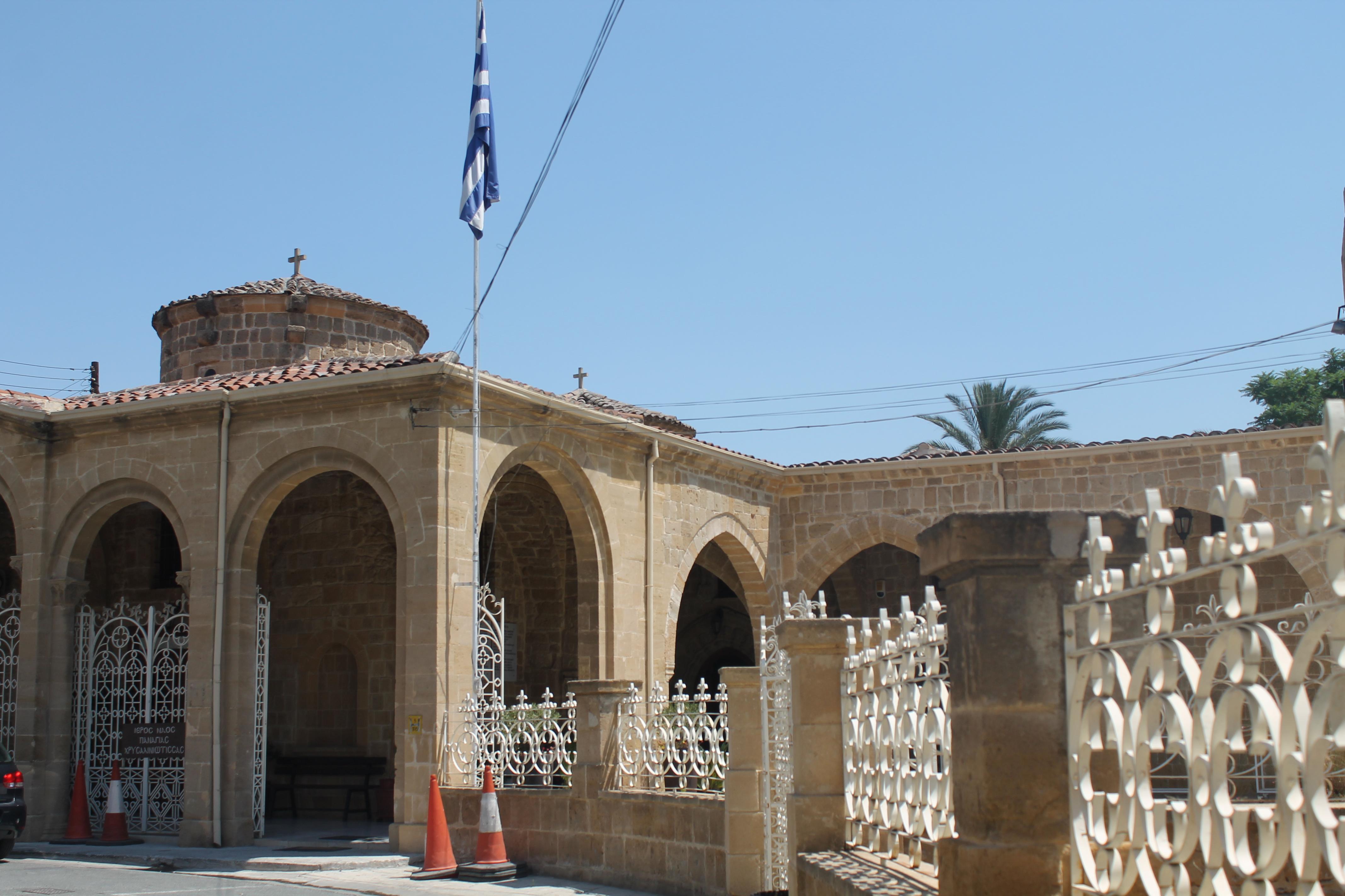 Cosa vedere a Nicosia in un giorno ph. @poshbackpackers