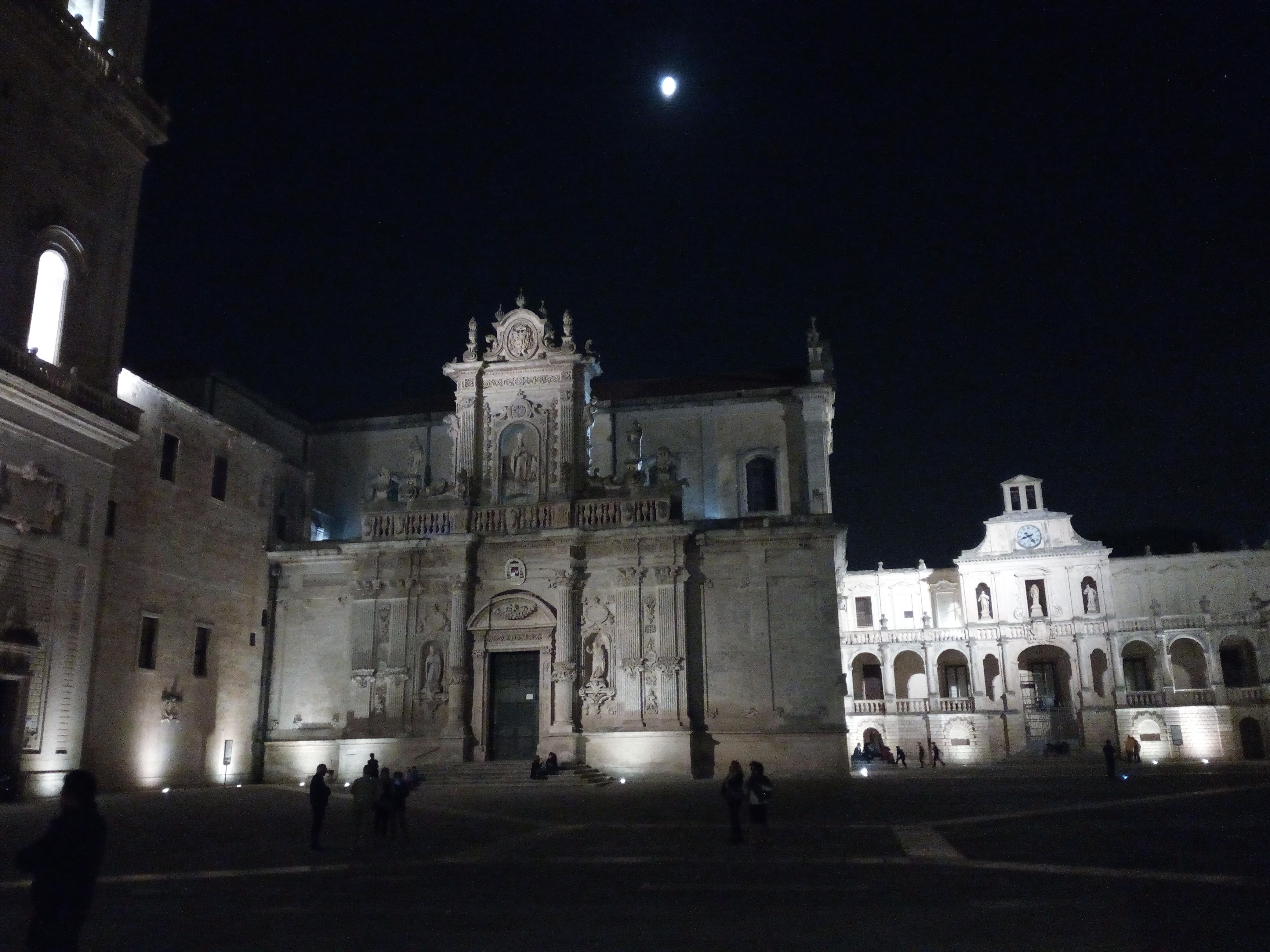 piazza del duomo, cosa vedere a Lecce