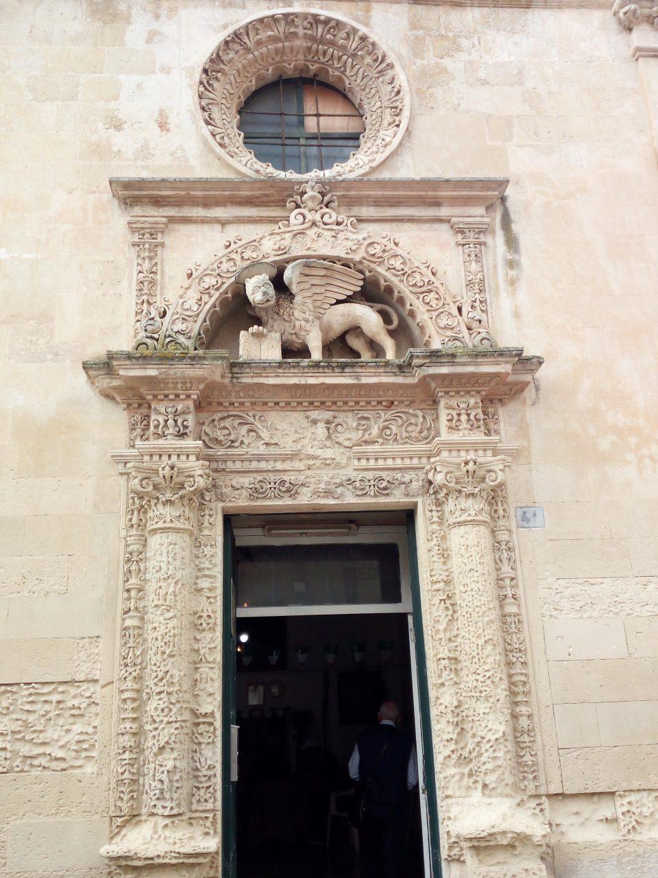 Chiesa di San Marco cosa vedere a lecce