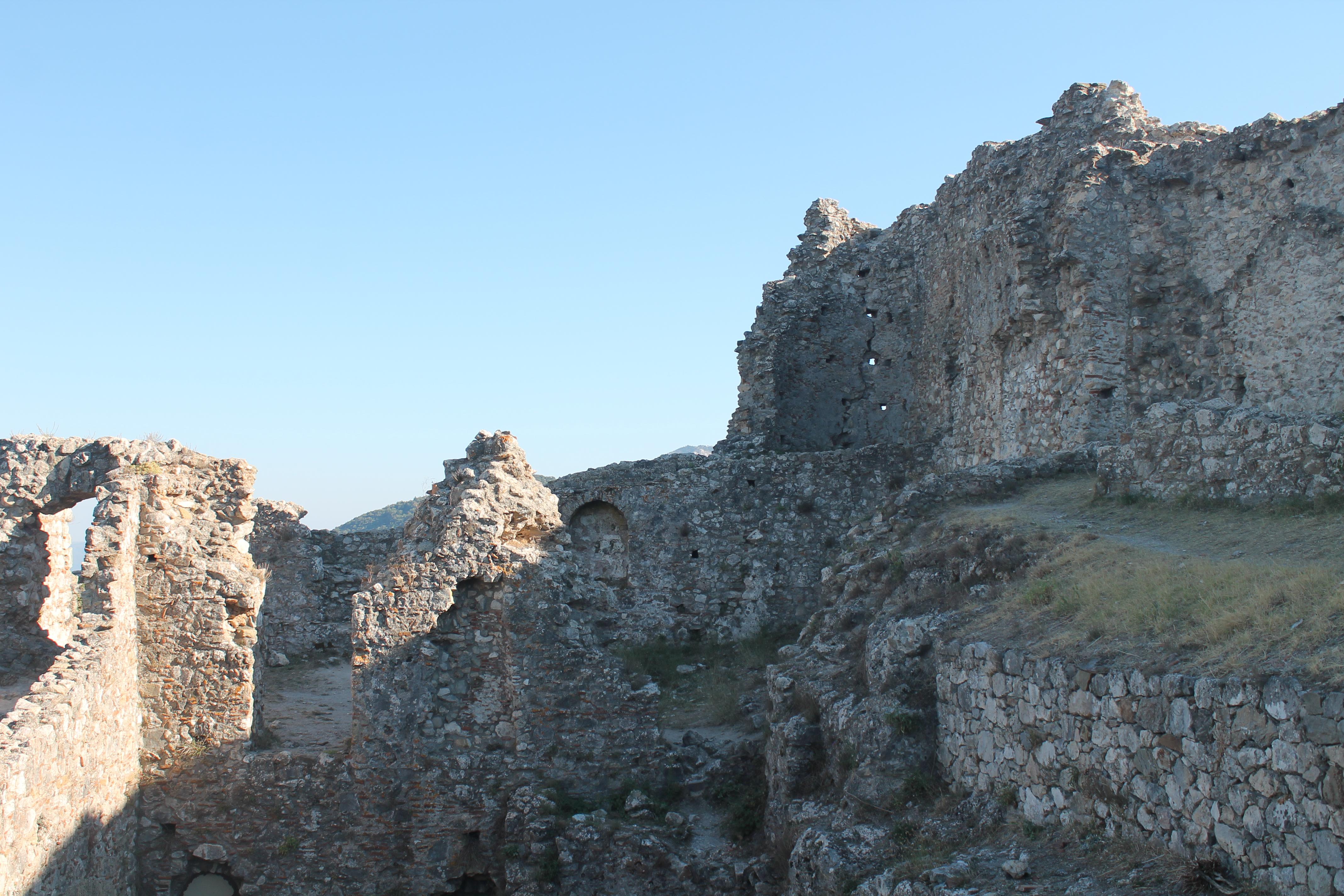 Cittadella Mystras