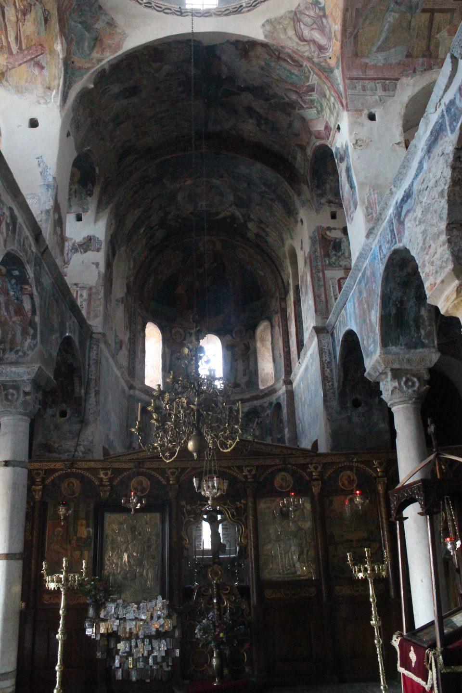 Il monastero di Pantanassa, Mystras