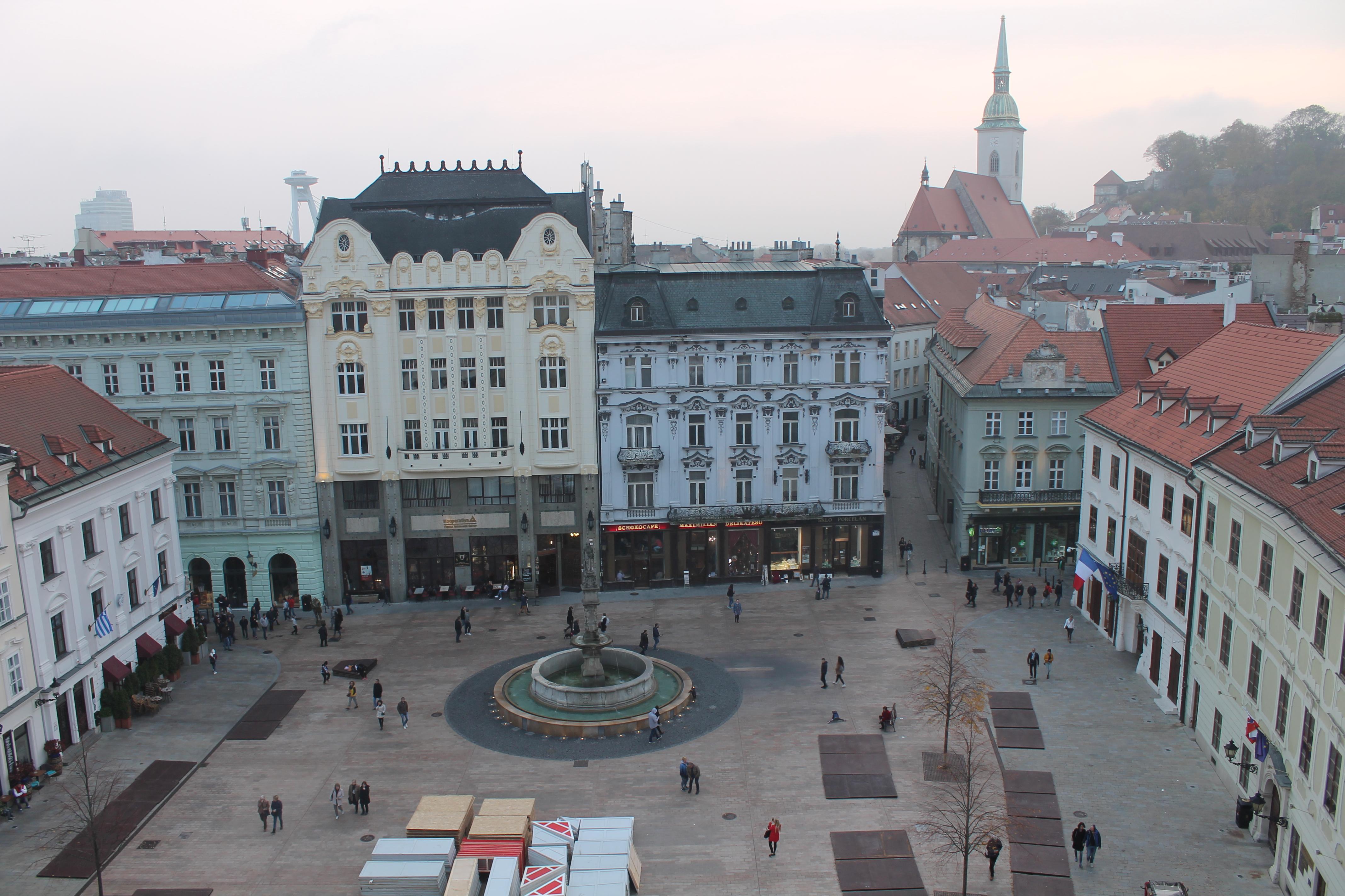 municipio Bratislava