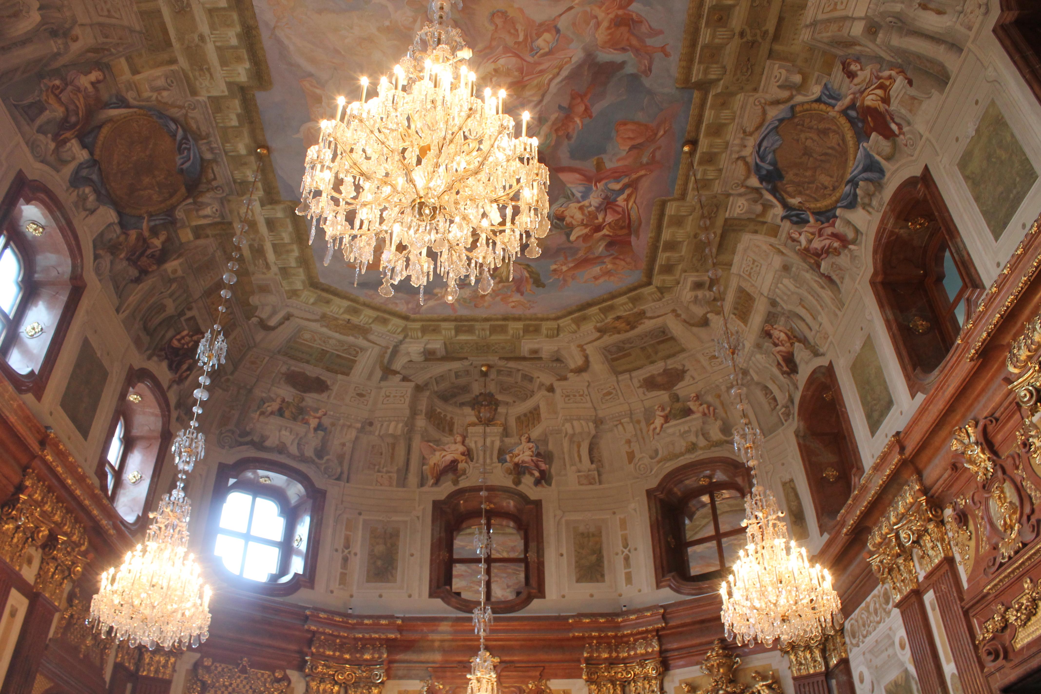 Schloss Belvedere Vienna