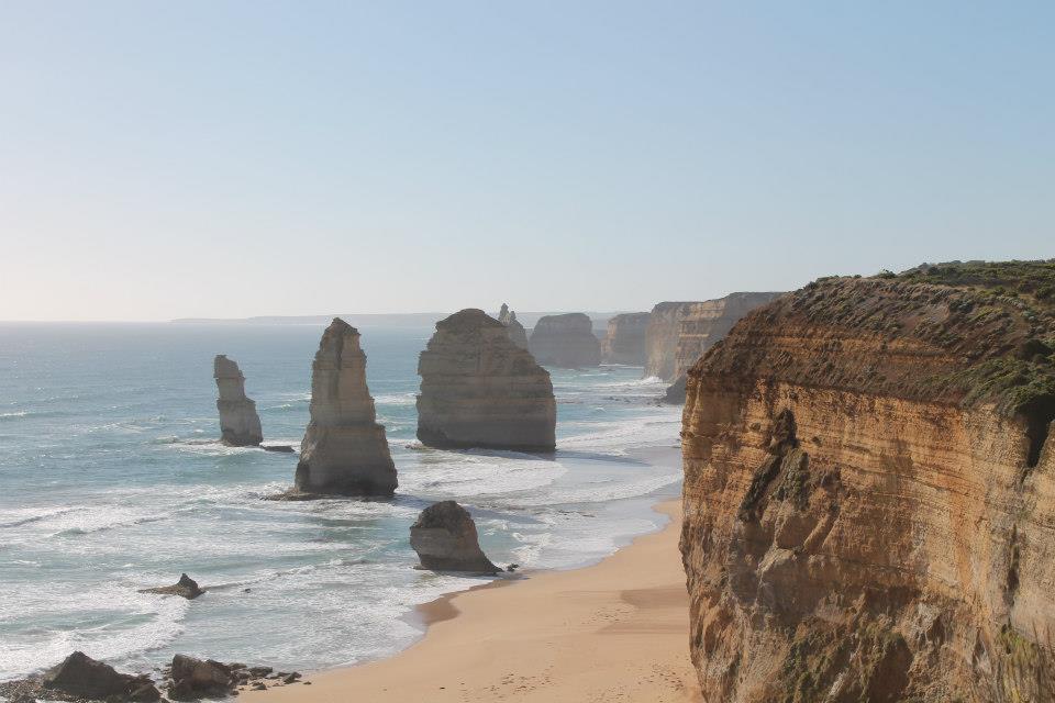 Great Ocean Road ph. @poshbackpackers