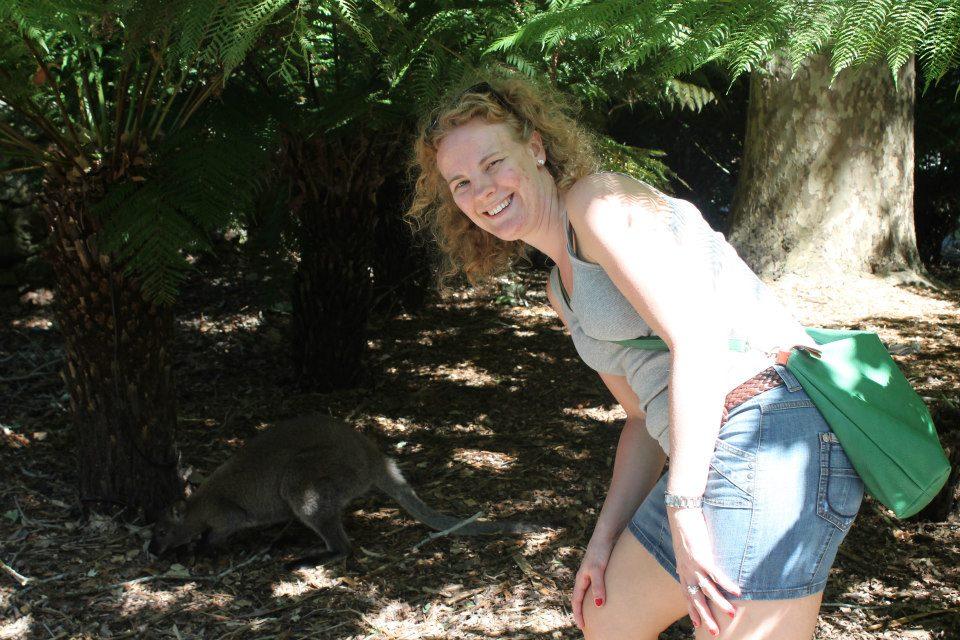 Due settimane in Australia un canguro! ph. @poshbackpackers
