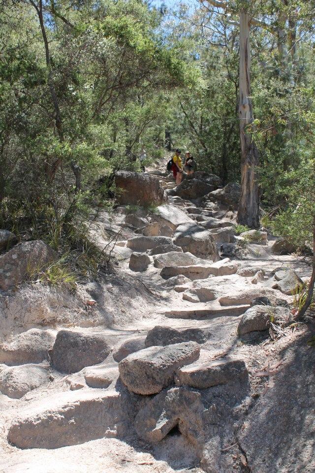 Freycinet national park ph. @poshbackpackers