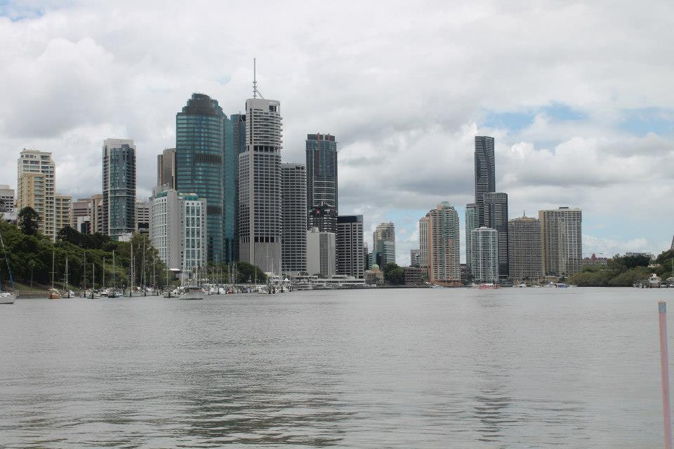 Brisbane - Capodanno in Australia