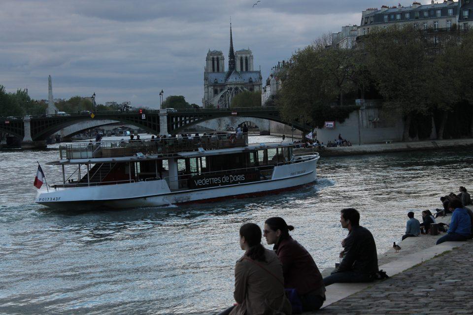 Parigi meta romantica
