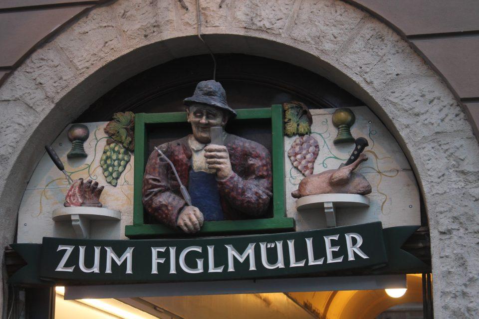 Figlmuller dove mangiare a Vienna