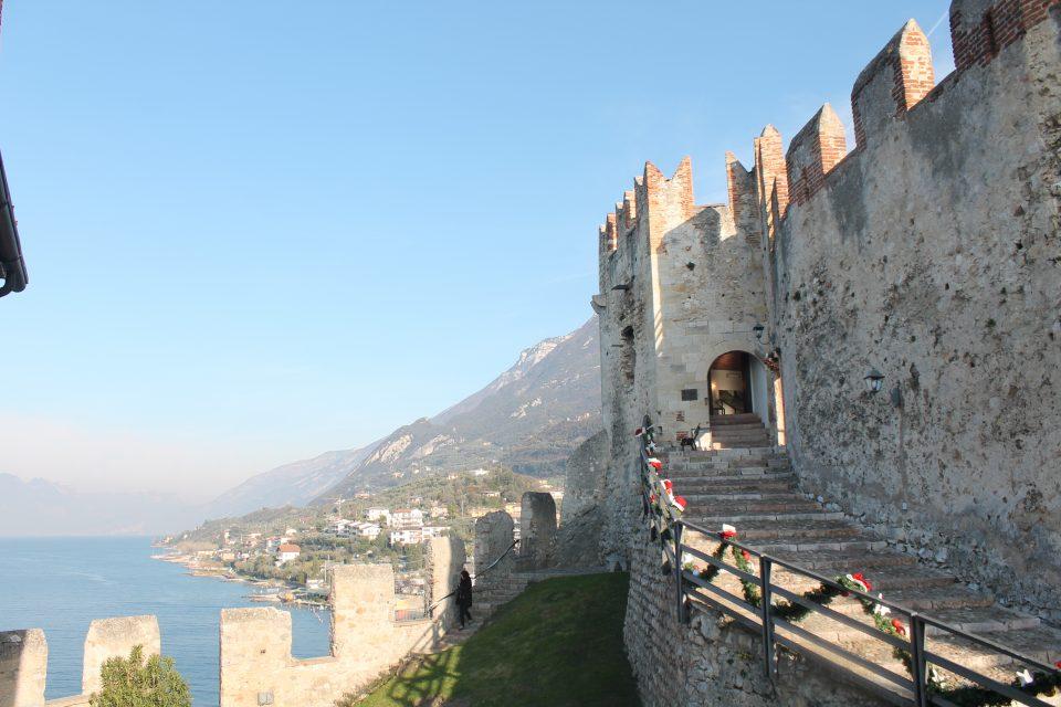 Castello di Malcesine, Lago di Garda