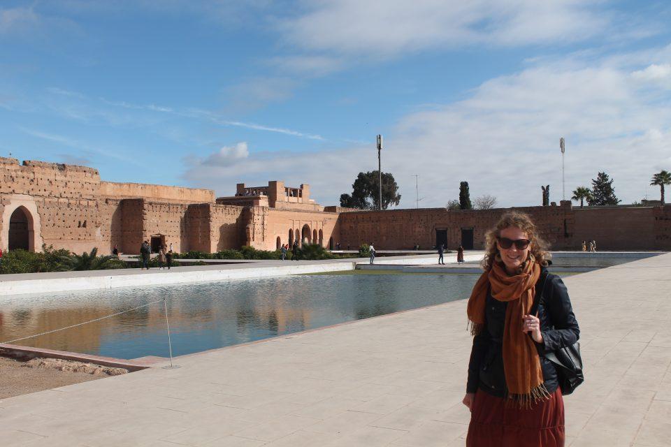 Palais El Badi, Marrakech