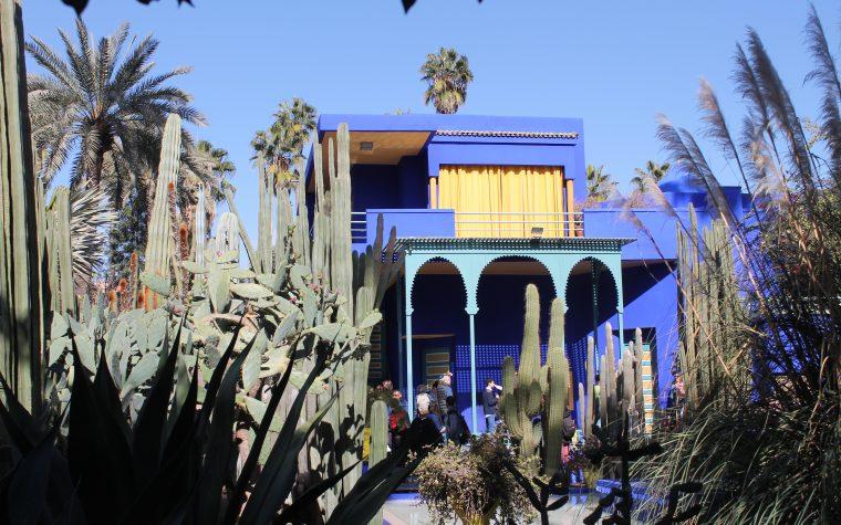 Un weekend a Marrakech