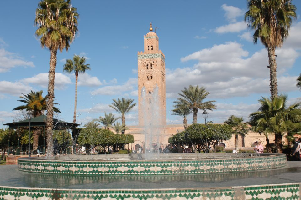 Moschea della koutoubia, Marrakech