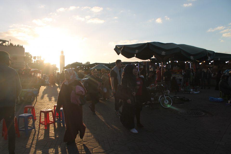 Jemaa el Fna, Marrakech