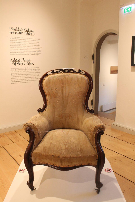 La sedia di Karl Marx, Treviri