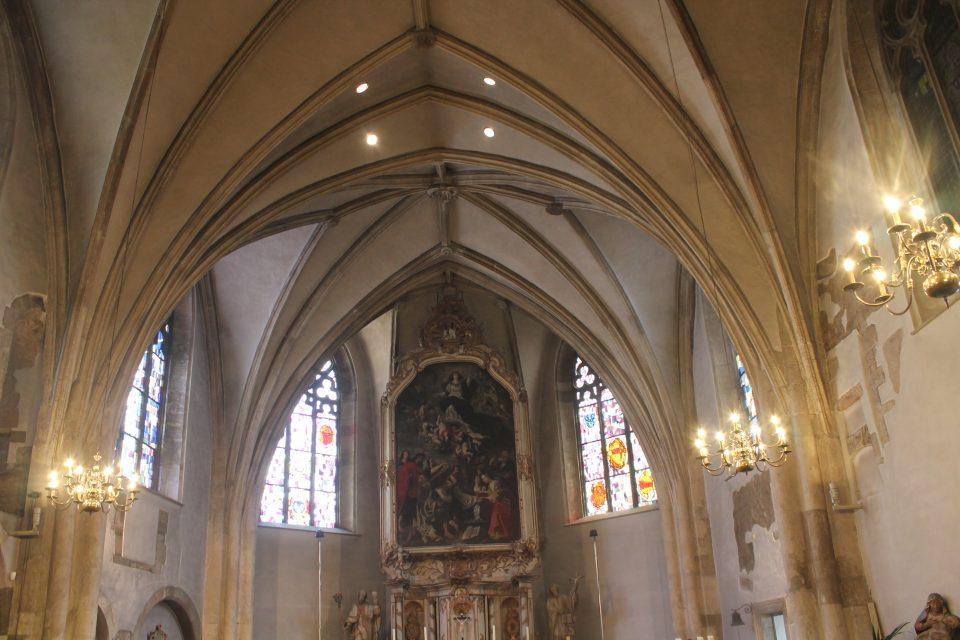Eglise de Saint Michel (chiesa di San Michele), Lussemburgo