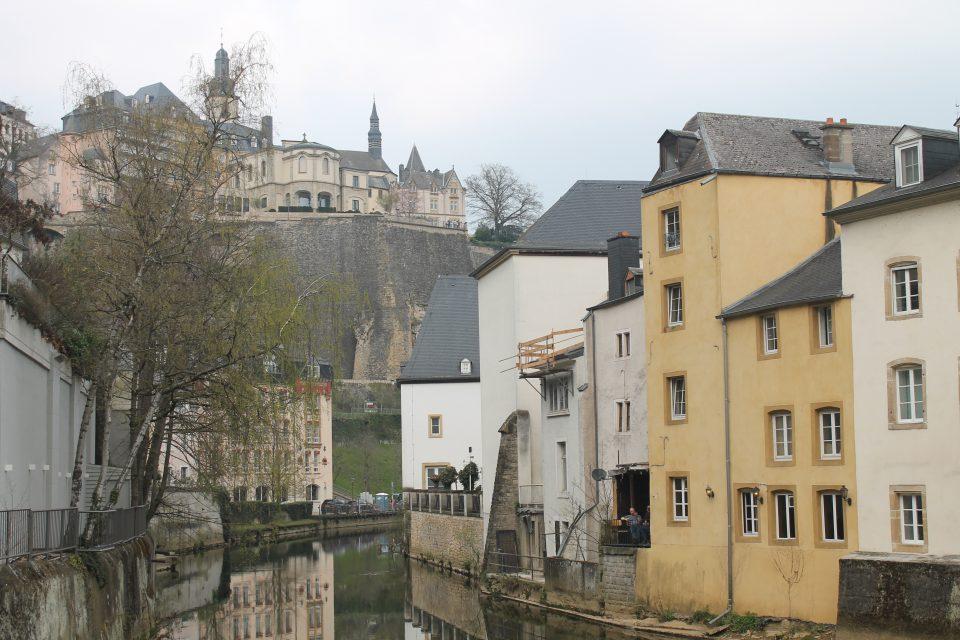 Una gita in Lussemburgo - il gund