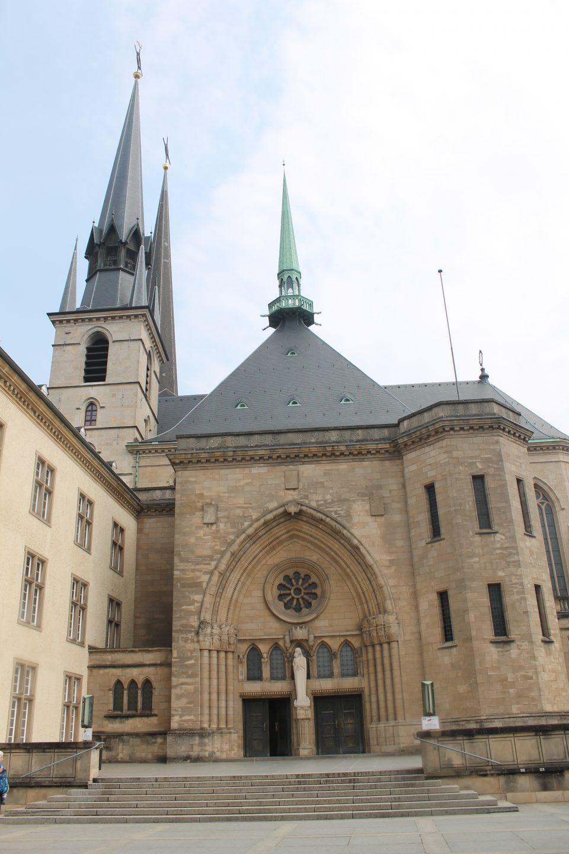 Cattedrale di Notre Dame, Lussemburgo