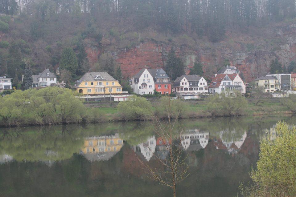 Vista sul fiume Mosella - Treviri