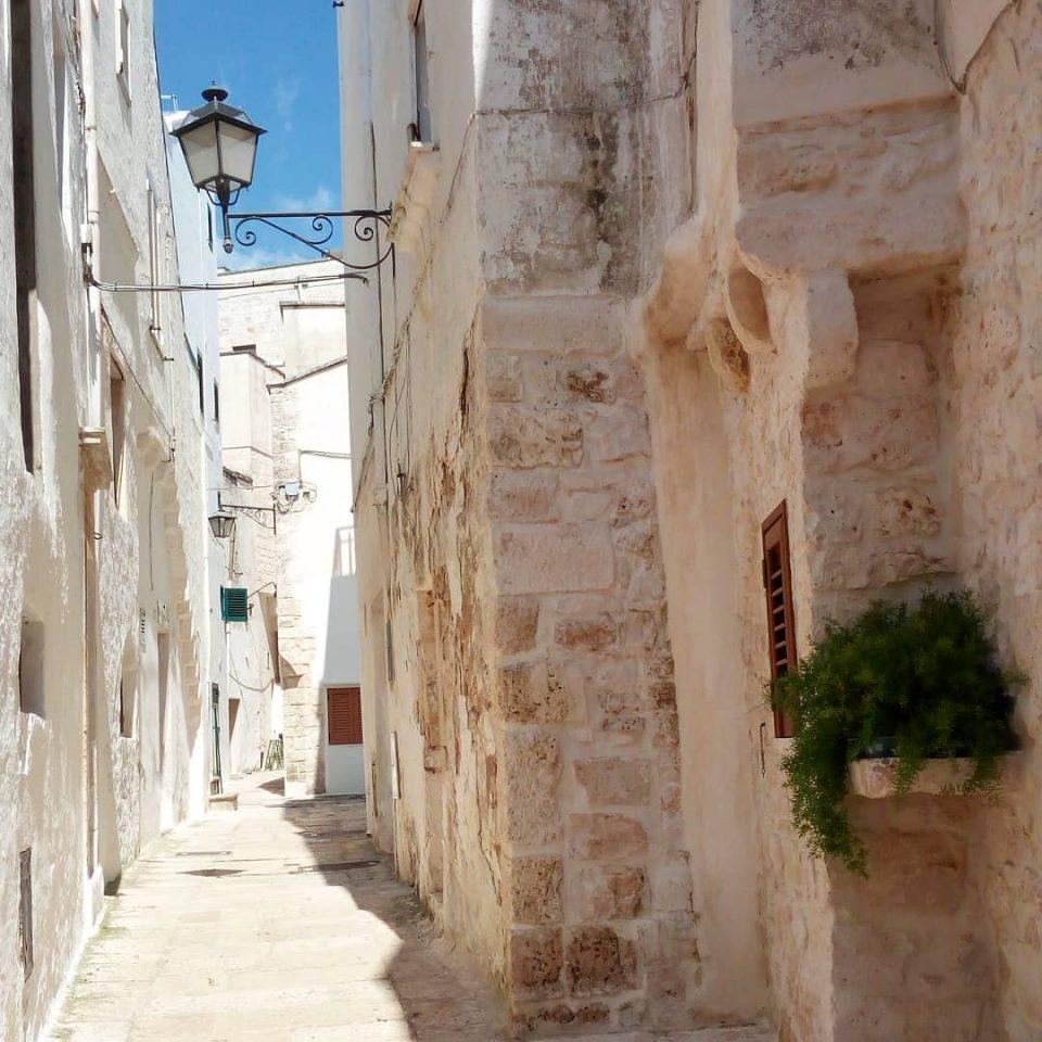 Visitare Cisternino in Puglia, centro storico