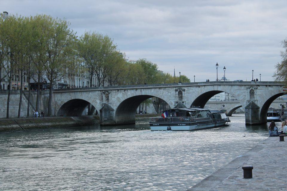 Lungo la Senna, Parigi