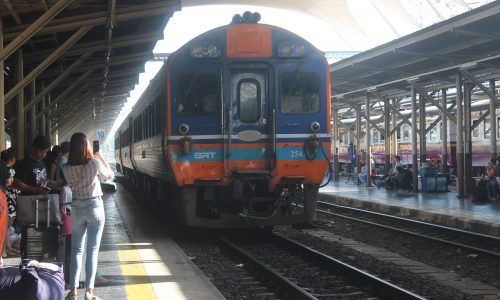 Come raggiungere Ayutthaya da Bangkok