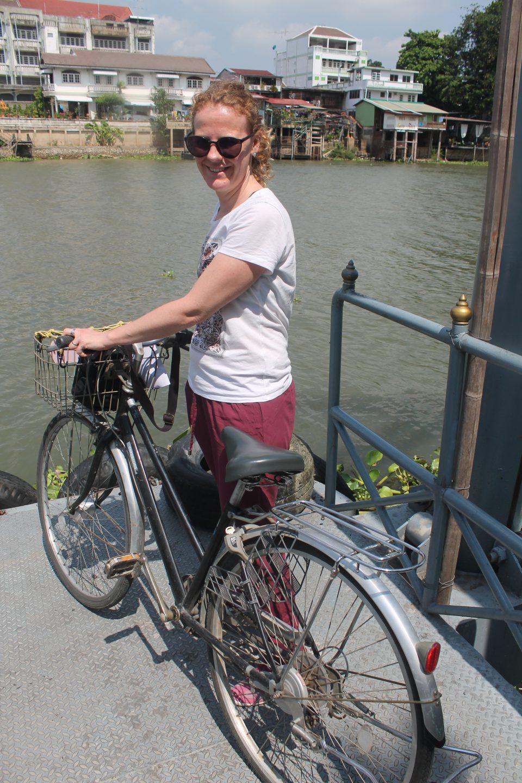 Noleggio bici Ayutthaya