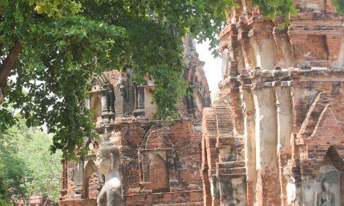 Visitare Ayutthaya in una giornata