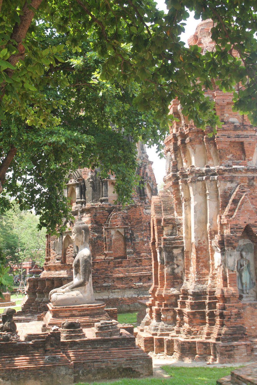 Wat Maha That - Ayutthaya