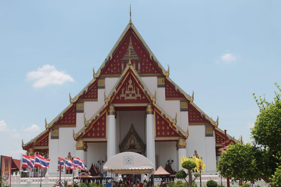 Phra Mongkhon Bophit - Ayutthaya