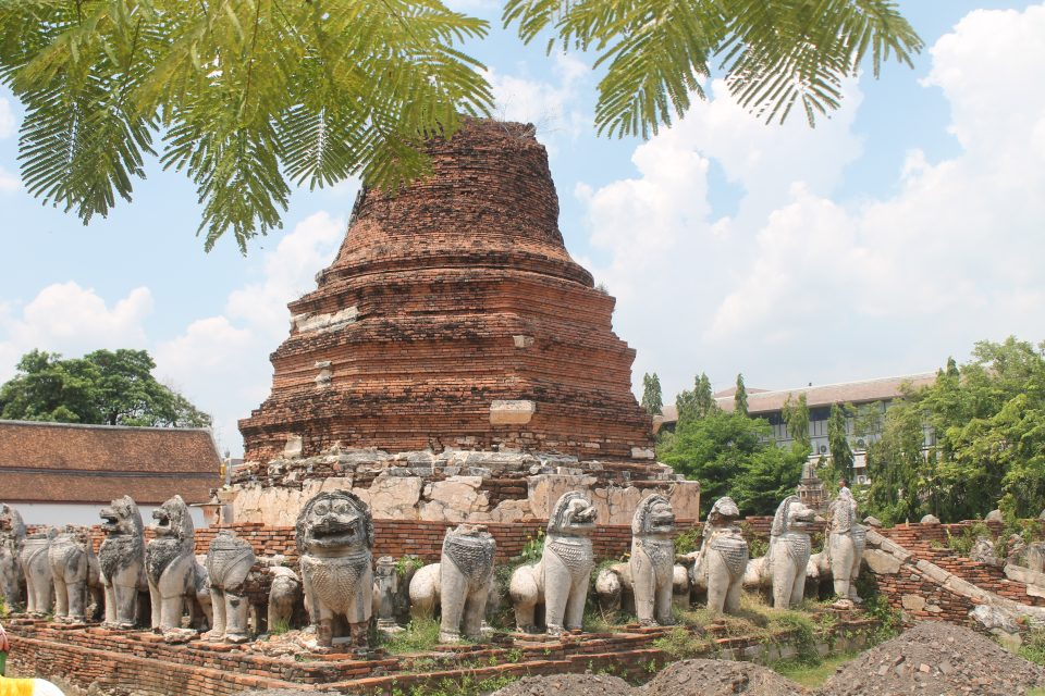 Wat Thammikarat - Ayutthaya