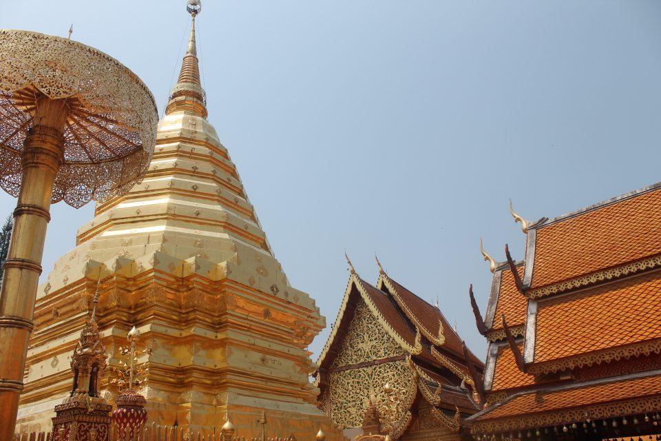 Tempio di Doi Suthep - Chiang Mai -itinerario Thailandia