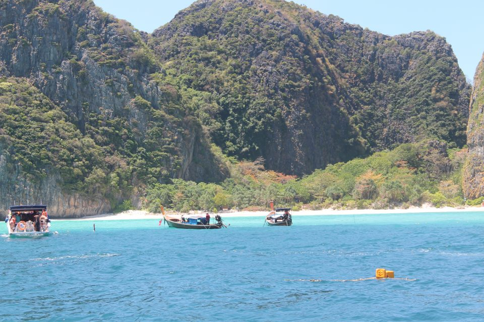 Maya Bay - Phi Phi - itinerario Thailandia