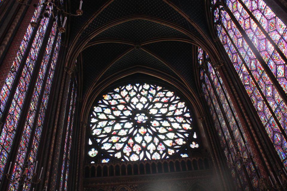 La Saint Chappelle