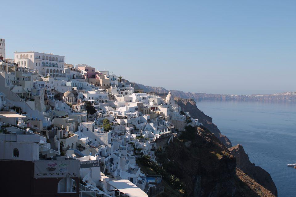 Santorini, I miei luoghi preferiti della Grecia