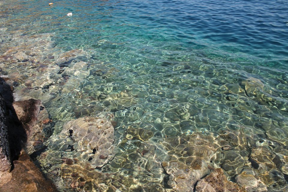 Isola di  Thirasia